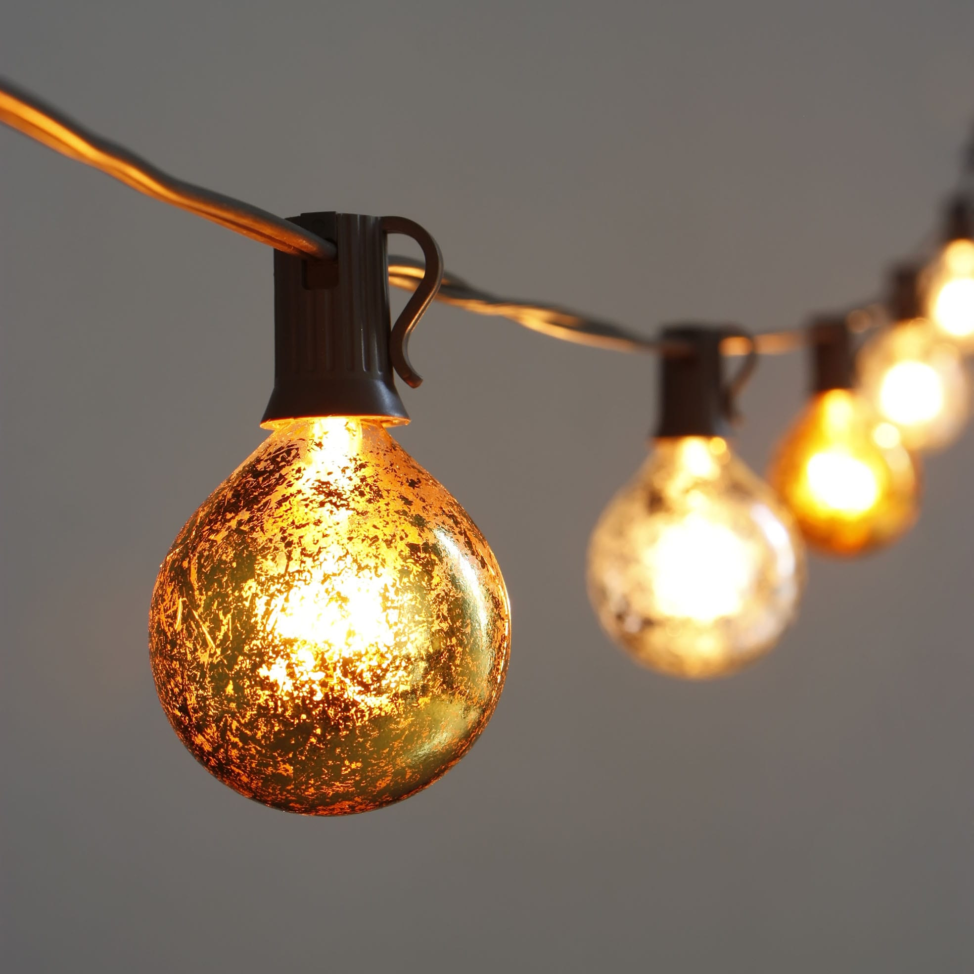 Incandescent & LED Edison Bulb String Light  MYHH19043 Featured Image