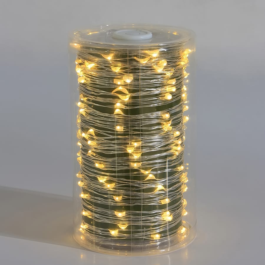 Pre_Painted Steel Plate Outside String Lights -
