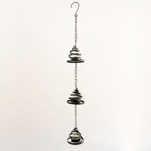 Hanging LED Tea Light Holder -KF05010