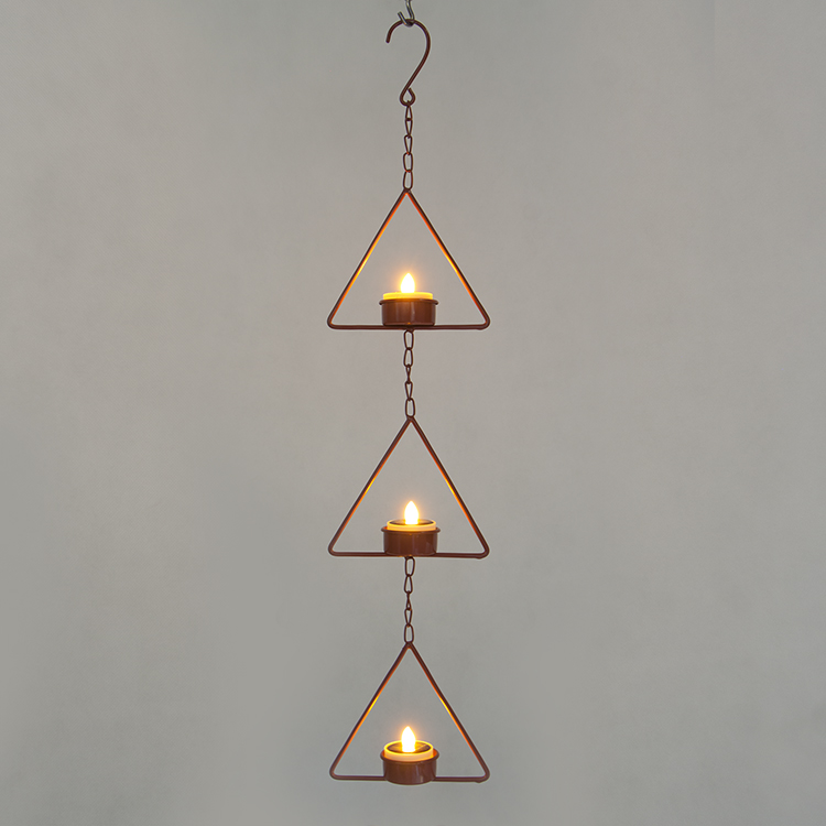 Flameless Candles&Hanging LED Tea Light Holder KF05034SO Featured Image