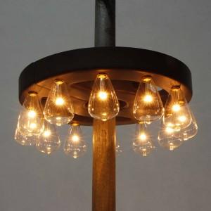 Clamp-On LED umbrella Lights-KF09026