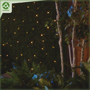 Solar LED String Light Outdoor Lighting for Holiday Decoration