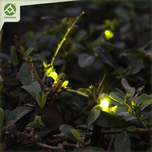 Firefly Style Christmas Decoration Solar LED String Lights