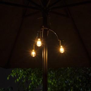 Solar Lights for Umbrella LED Bulb Lighting Decoration