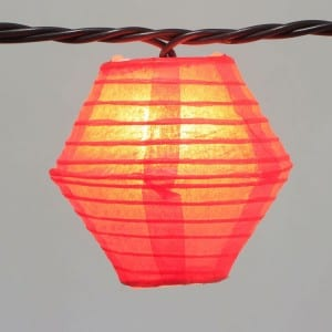 Fabric String Lights&Indoor String Lights KF01527