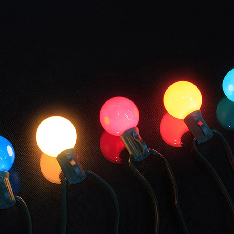 Chinese Steel Manufacturer Edsion Lights String - Incandescent String Light  MYHH41041-G40 – Zhongxin Featured Image