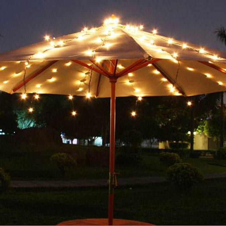 Pre_Painted Steel Sheet Battery Operated String Lights -