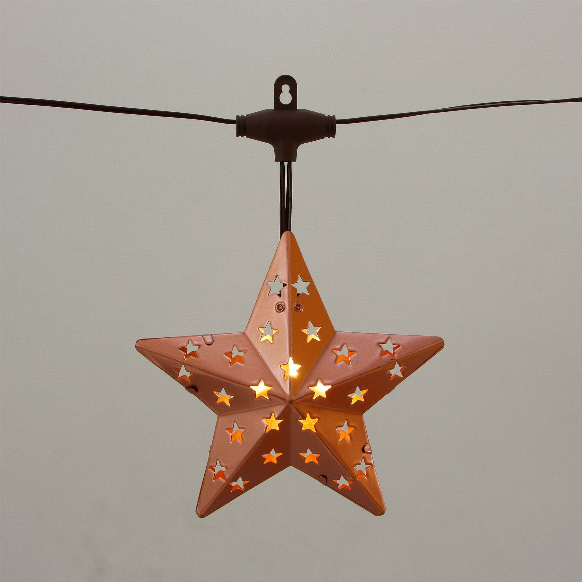 Corrugated Pre_Painted Steel Coil Christmas Light Decorations -