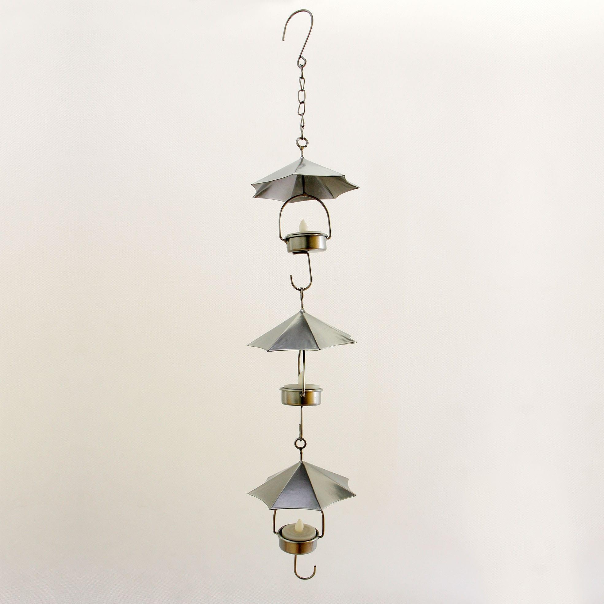 Prepainted Sheet Landscape Lighting - Hanging LED Tea Light Holder  MYHH05016 – Zhongxin