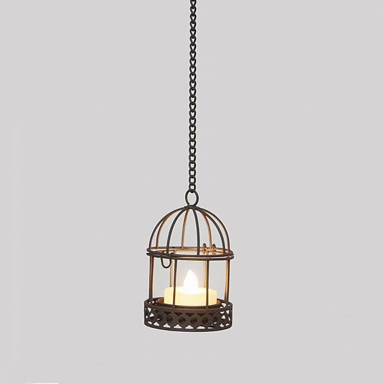 Hanging LED Tea Light Holder  MYHH67075 Featured Image