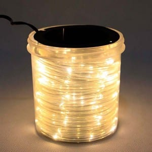 Outdoor LED Rope Light for Garden Decor KF67370
