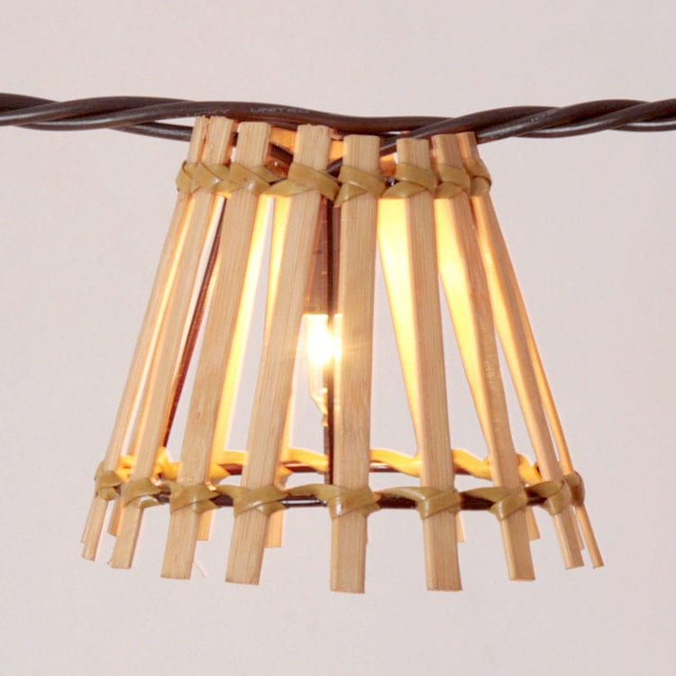 Gi Steel Plate Lights Strand -