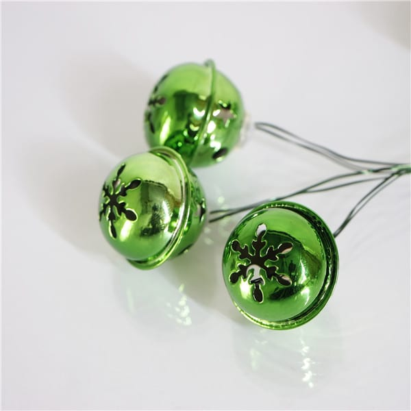 Corrugated Steel Multi Colored Led String Lights - MM LED SMD SL With Caps  MYHH7484-Green – Zhongxin