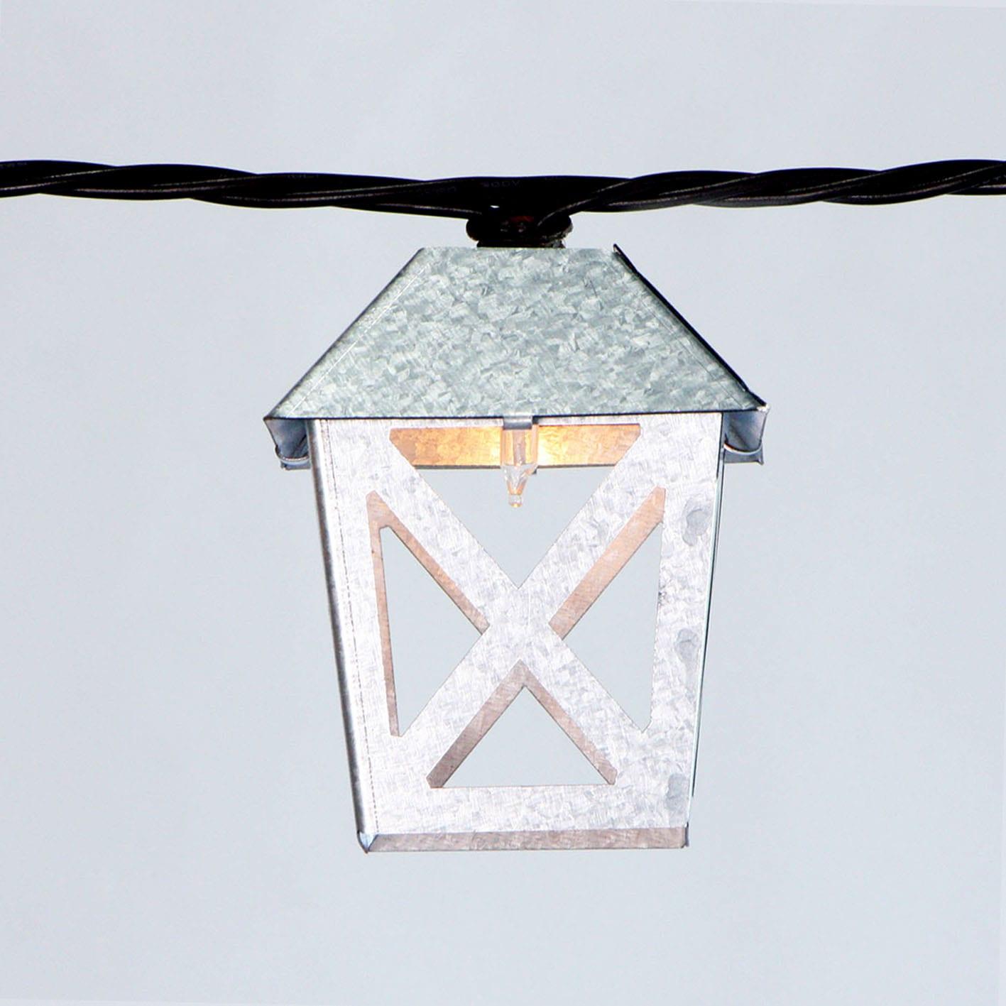 Galvanized Roll Micro Mini Led String Lights - Metal Covers  MYHH01365 – Zhongxin