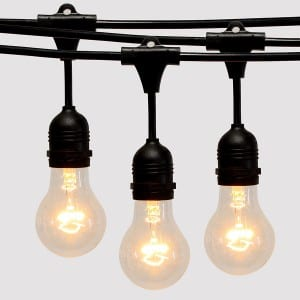 Vintage Outdoor Heavy Duty String Lights MYHH41170