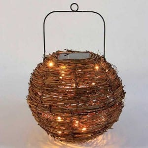 Natural Material Lanterns  MYHH110004A-SO