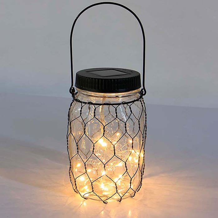 Corrugated Pre-Painted Steel Sheet Solar Lanterns For Patio -