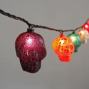 Plastic String Lights&Plastic LED Lights KF02026