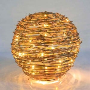 Natural Material Lanterns  MYHH110107