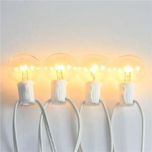 Corrugated Ppgl Sheet Decorative Fabric Covers String Lights -