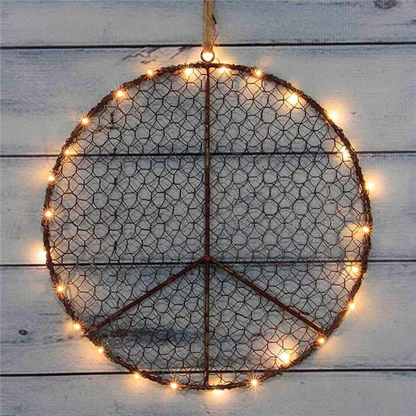 Steel Manufacturer In China Easter Lights - SMD Wire Form Decor  MYHH67261 – Zhongxin