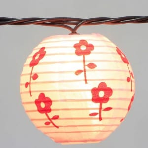 Tinplate Steel Vintage String Light -