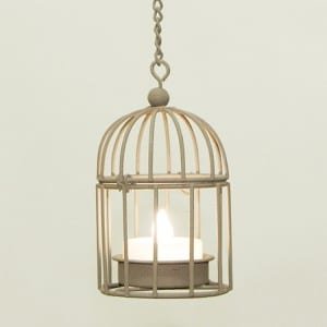 Hanging LED Tea Light Holder  MYHH67072