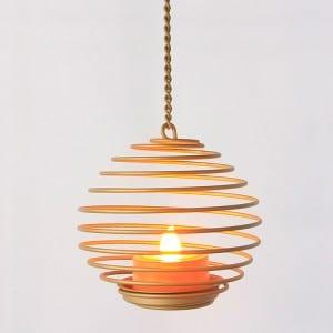 Hanging LED Tea Light Holder  MYHH130111