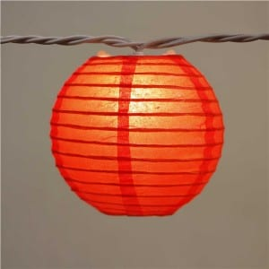 Tinplate Coil Gazebo Lights -